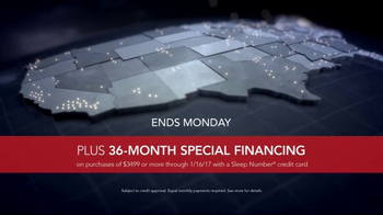 Sleep Number Lowest Prices of the Season TV Spot, 'i8 Mattress' - Thumbnail 10