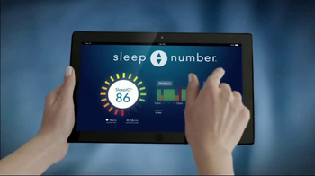 Sleep Number Lowest Prices of the Season TV Spot, 'i8 Mattress' - Thumbnail 5