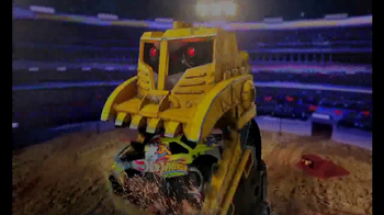 Hot Wheels Monster Jam Front Flip Takedown TV Spot, 'Make It Epic' - Thumbnail 1