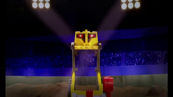 Hot Wheels Monster Jam Front Flip Takedown TV Spot, 'Make It Epic' - Thumbnail 2