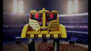Hot Wheels Monster Jam Front Flip Takedown TV Spot, 'Make It Epic' - Thumbnail 4