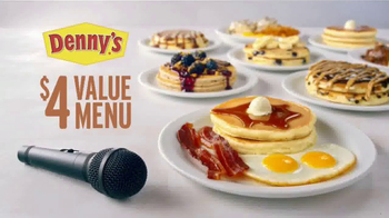Denny's $4 Value Menu TV Spot, 'Mic Drop' - Thumbnail 5
