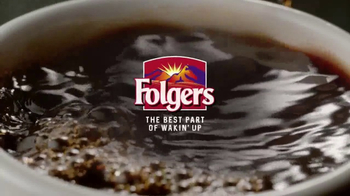 Folgers TV Spot, 'The Best Part of Wakin' Up' - Thumbnail 6