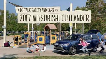 Mitsubishi 100th Anniversary Sales Event TV Spot, 'Kids Talk: Cameras' [T2] - Thumbnail 1