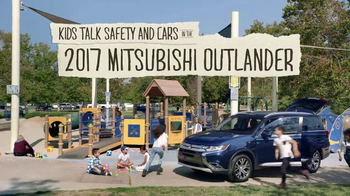 Mitsubishi 100th Anniversary Sales Event TV Spot, 'Kids Talk: Cameras' [T2] - Thumbnail 2