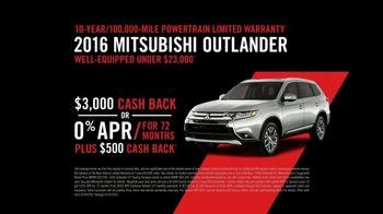 Mitsubishi 100th Anniversary Sales Event TV Spot, 'Kids Talk: Cameras' [T2] - Thumbnail 7