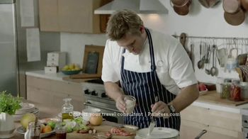 Princess Cruises TV Spot, 'Experience Cuisine Crafted by Chef Curtis Stone'