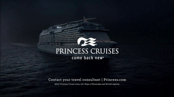 Princess Cruises TV Spot, 'Experience Cuisine Crafted by Chef Curtis Stone' - Thumbnail 7