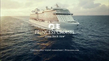 Princess Cruises TV Spot, 'Experience Cuisine Crafted by Chef Curtis Stone' - Thumbnail 1