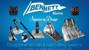 Bennett Marine Trim Tabs TV Spot, 'Legendary' - Thumbnail 4