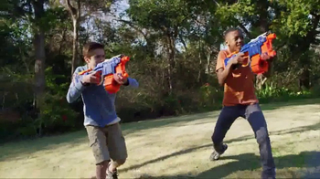 Nerf TV Spot, 'It's NERF or Nothin': Speed, Power and Customization' - Thumbnail 1