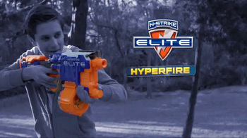 Nerf TV Spot, 'It's NERF or Nothin': Speed, Power and Customization' - Thumbnail 2