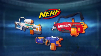 Nerf TV Spot, 'It's NERF or Nothin': Speed, Power and Customization'