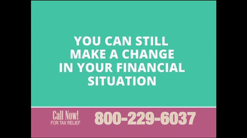 Tax Relief Helpline TV Spot, 'Sam & Emma' - Thumbnail 2
