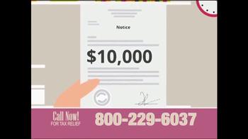 Tax Relief Helpline TV Spot, 'Sam & Emma' - Thumbnail 4