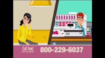 Tax Relief Helpline TV Spot, 'Sam & Emma' - Thumbnail 6