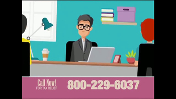 Tax Relief Helpline TV Spot, 'Sam & Emma' - Thumbnail 7