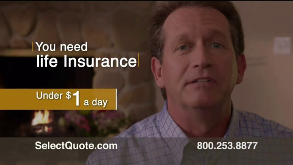 Quote On Life Insurance Entrancing Select Quote Term Life Insurance Tv Commercial 'alec & Kenisha