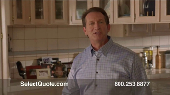 Select Quote Term Life Insurance TV Spot, 'Alec & Kenisha' - Thumbnail 4