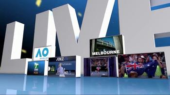 Tennis Channel Plus TV Spot, 'Aussie Action'