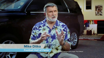 CarShield TV Spot, 'Take Care' Featuring Mike Ditka - Thumbnail 1