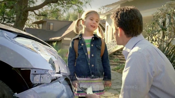 Allstate Accident Forgiveness TV Spot, 'Smart Girl' - 34466 commercial airings