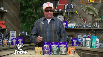 Stren TV Spot, 'A Line You Can Depend On' Featuring Bill Dance - Thumbnail 8