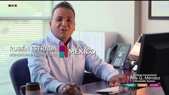 Sistema Universitario Ana G. Méndez TV Spot, 'Gran oportunidad' [Spanish] - Thumbnail 1