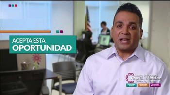 Sistema Universitario Ana G. Méndez TV Spot, 'Gran oportunidad' [Spanish] - Thumbnail 6