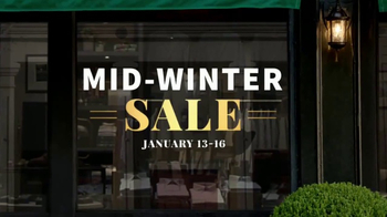 JoS. A. Bank Mid-Winter Sale TV Spot, 'Almost Everything' - Thumbnail 1