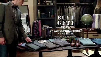 JoS. A. Bank Mid-Winter Sale TV Spot, 'Almost Everything' - Thumbnail 4