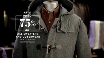 JoS. A. Bank Mid-Winter Sale TV Spot, 'Almost Everything' - Thumbnail 6