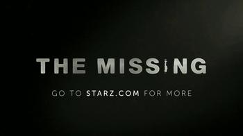 Starz TV Spot, 'The Missing' - Thumbnail 8