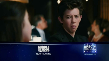 DIRECTV Cinema TV Spot, 'Middle School: The Worst Years of My Life' - Thumbnail 3
