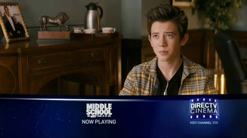 DIRECTV Cinema TV Spot, 'Middle School: The Worst Years of My Life' - Thumbnail 4