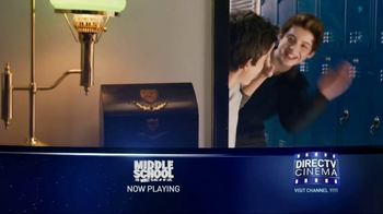 DIRECTV Cinema TV Spot, 'Middle School: The Worst Years of My Life' - Thumbnail 6