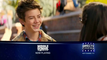 DIRECTV Cinema TV Spot, 'Middle School: The Worst Years of My Life' - Thumbnail 7