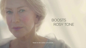 L'Oreal Age Perfect Rosy Tone Moisturizer TV Spot, 'Enhance Skin Tone' Featuring Helen Mirren