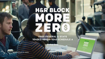 H&R Block More Zero TV Spot, 'Money-Colored' Featuring Jon Hamm - Thumbnail 10