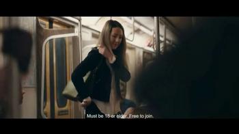 Ashley Madison TV Spot, 'Train' Song by Tom Rosenthal - Thumbnail 5
