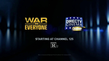 DIRECTV Cinema TV Spot, 'War on Everyone' - Thumbnail 9