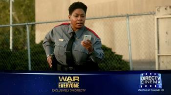DIRECTV Cinema TV Spot, 'War on Everyone' - Thumbnail 3