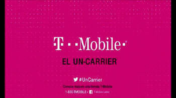 T-Mobile One TV Spot, 'Impuestos y cargos incluidos' [Spanish] - Thumbnail 7