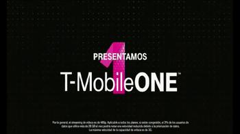 T-Mobile One TV Spot, 'Impuestos y cargos incluidos' [Spanish] - Thumbnail 1