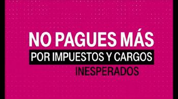 T-Mobile One TV Spot, 'Impuestos y cargos incluidos' [Spanish] - Thumbnail 6