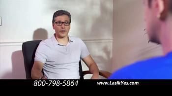 The LASIK Vision Institute TV Spot, 'Free Evaluation' - Thumbnail 1