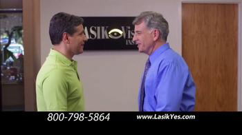 The LASIK Vision Institute TV Spot, 'Free Evaluation' - Thumbnail 2