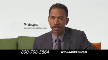 The LASIK Vision Institute TV Spot, 'Free Evaluation' - Thumbnail 4