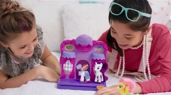 My Little Pony Rarity Fashion Runway TV Spot, 'Spin Into Style'