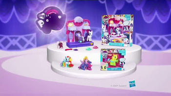 My Little Pony Rarity Fashion Runway TV Spot, 'Spin Into Style' - Thumbnail 5